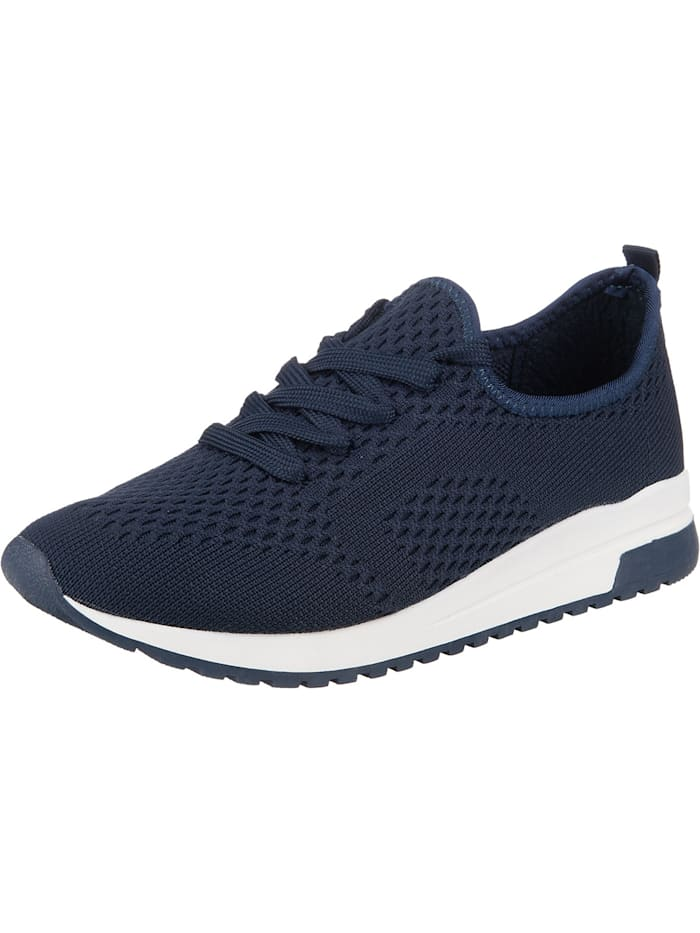 ambellis Trendy Soft Sneaker, dunkelblau
