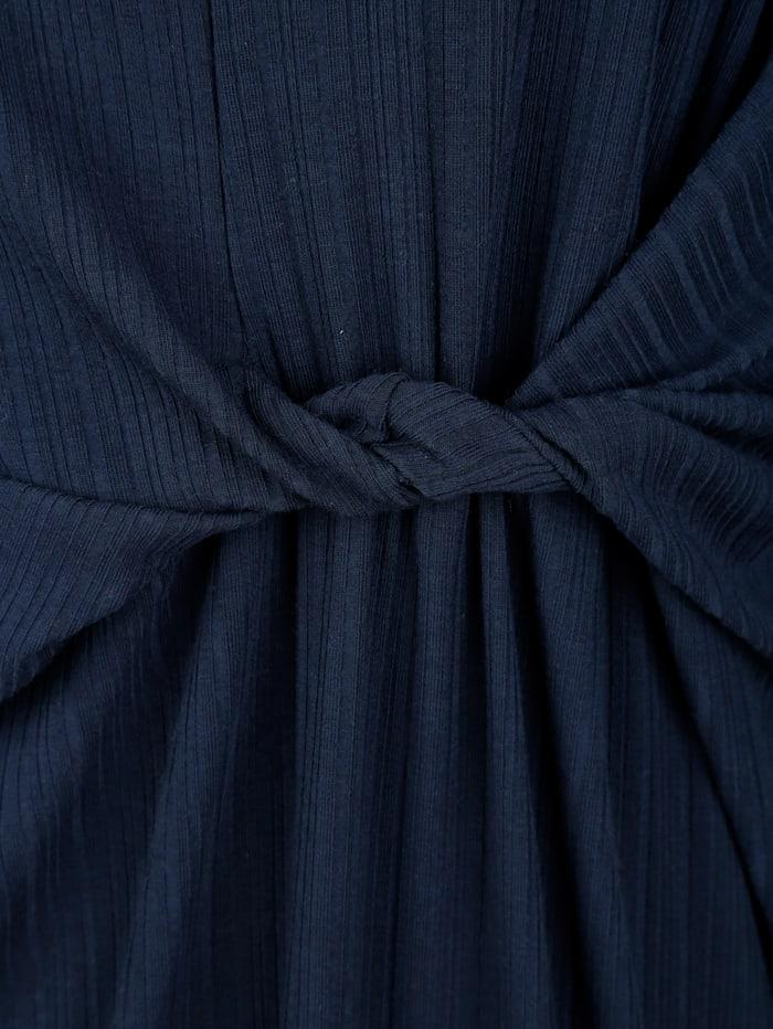 Jerseykleid mit Knotendetail in der Taille