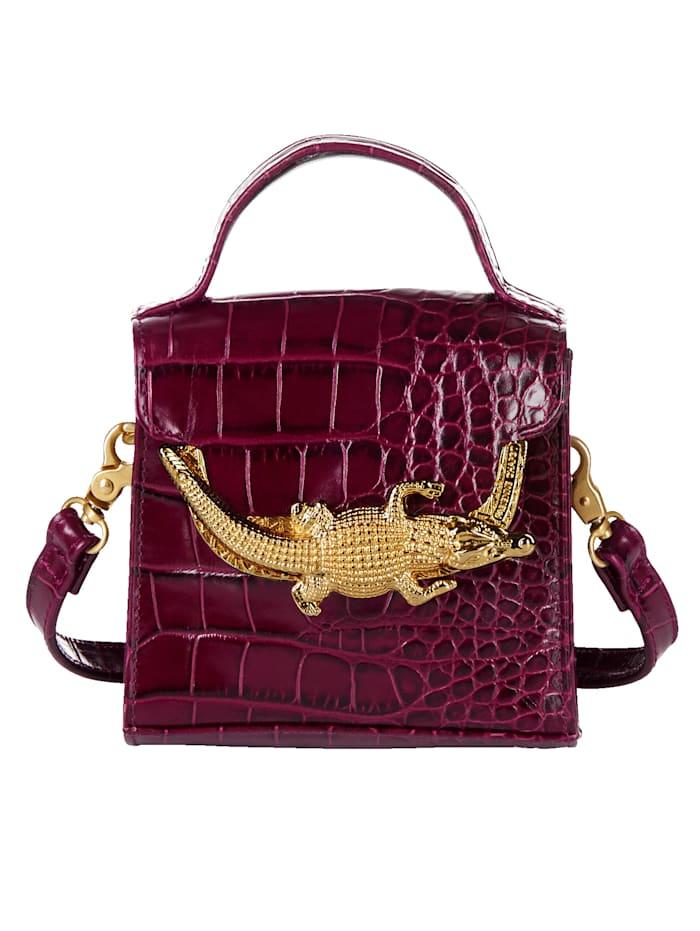 Fabienne Chapot Crossbody-Bag, bordeaux