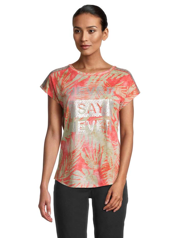 Casual-Shirt mit Print