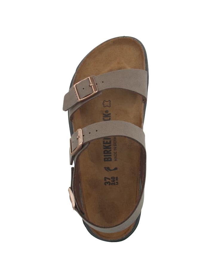 Sandale Sonora CT Birko-Flor Schmal