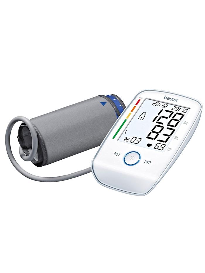 Beurer BM 45 Oberarm-Blutdruckmessgerät - vollautomatisch, weiß