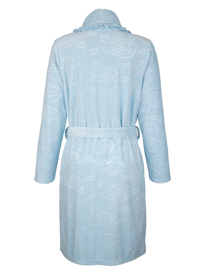 Robe de chambre Matière douillette en polaire