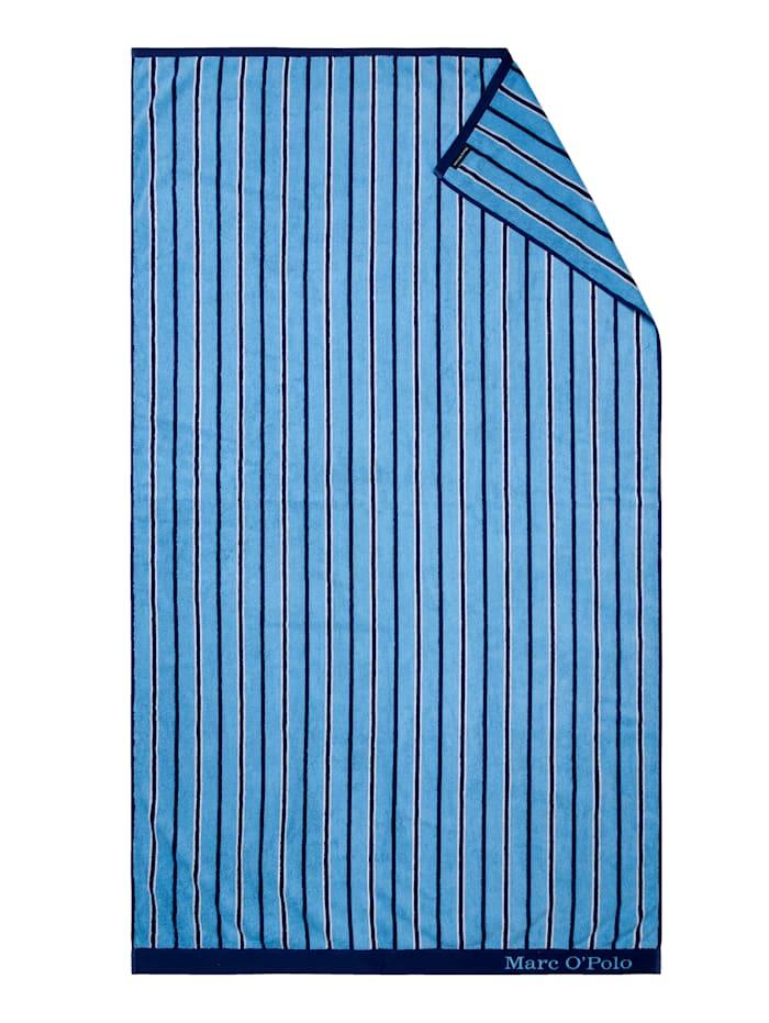 Marc O'Polo Strandlaken 'Verta', Blau