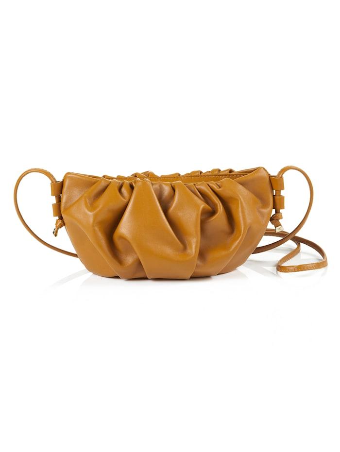SIENNA Crossbody-Bag, Cognac