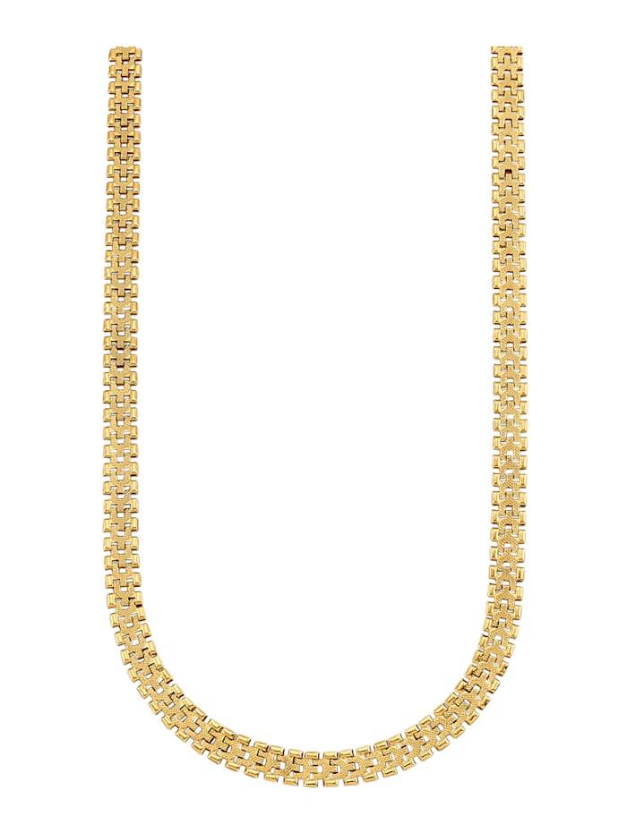 Diemer Gold Collier van 14 kt. goud, Geelgoudkleur