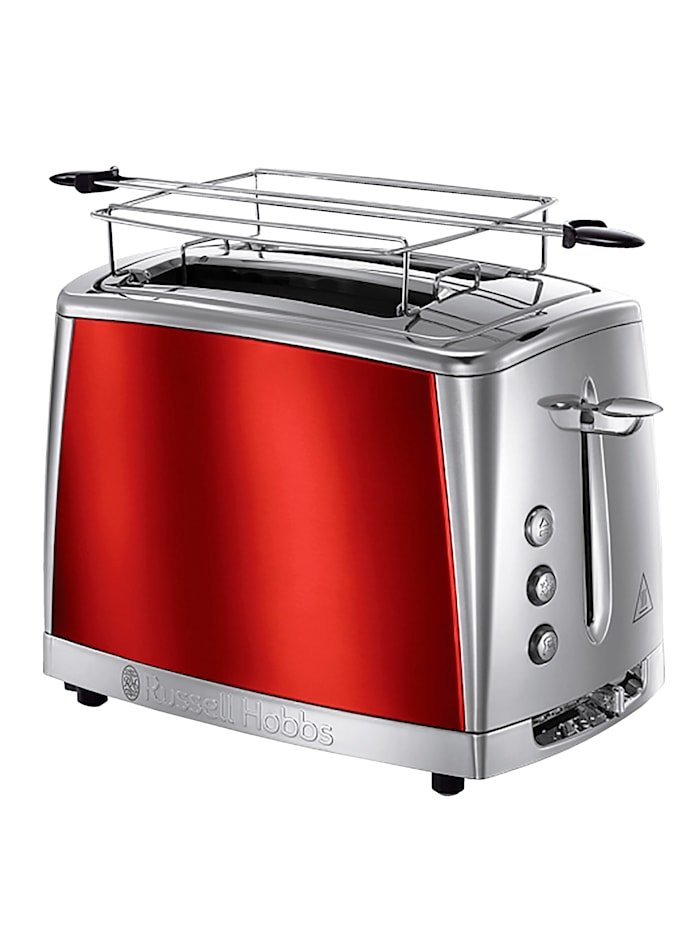 "Russell Hobbs Russell Hobbs Toaster ""Luna"", rot"