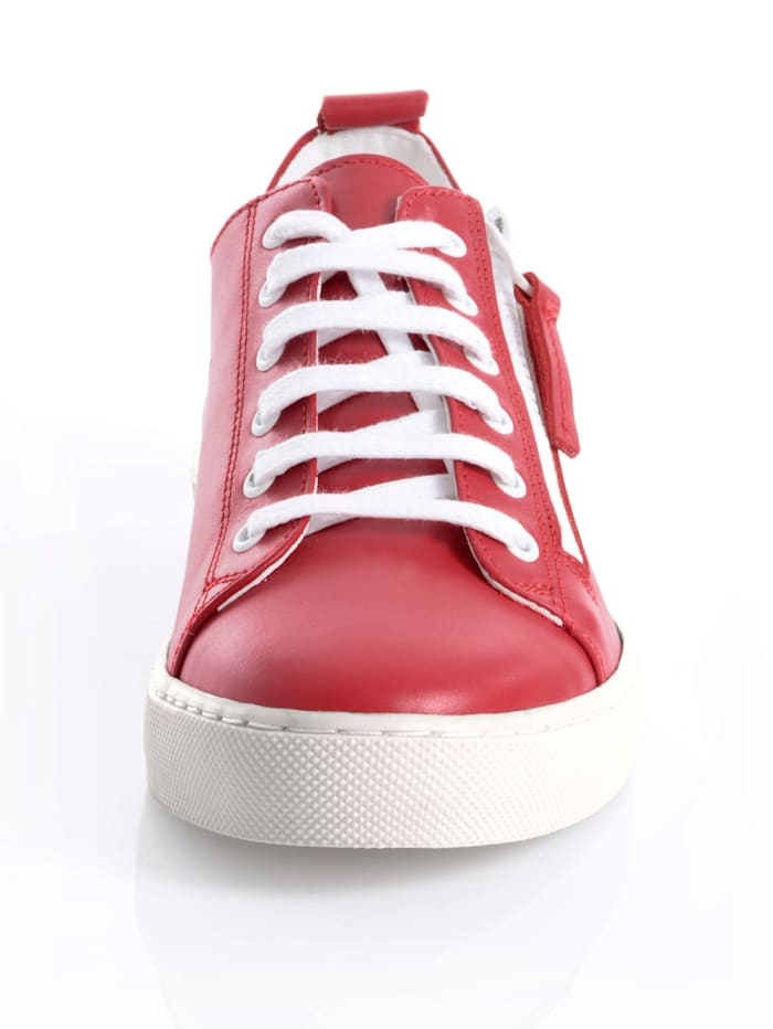 Sneaker aus Rindsleder