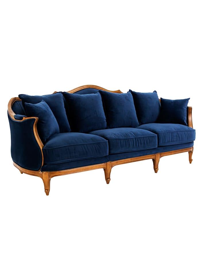 IMPRESSIONEN living Sofa, dunkelblau