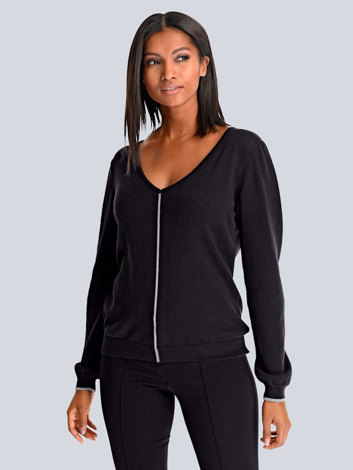 Pullover in softer Qualität