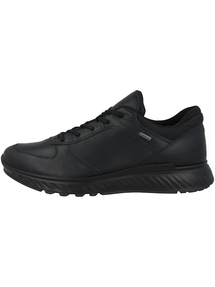 Ecco Sneaker low Exostride W Agate GTX W, schwarz