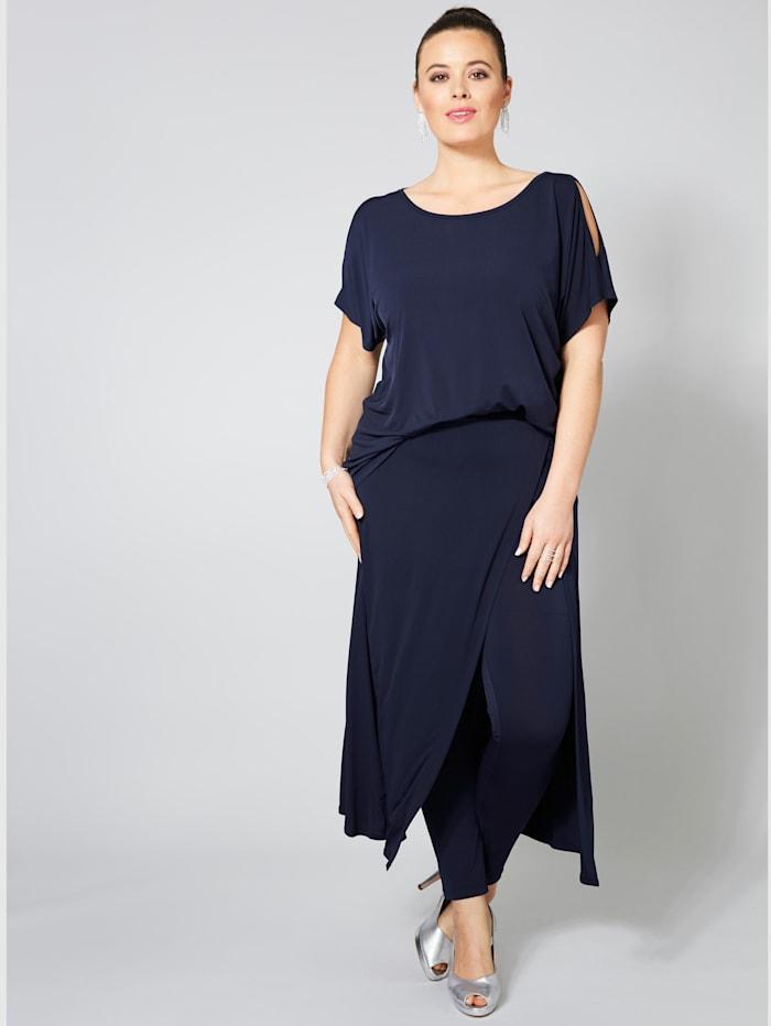 Sara Lindholm T-shirt, Bleu foncé