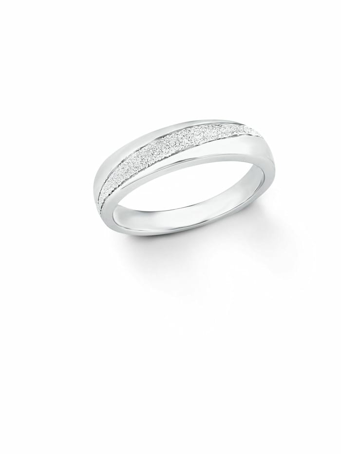 amor Ring für Damen, Sterling Silber 925, Silber