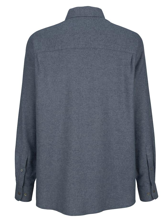 Hemd mit angenehm weichem Griff