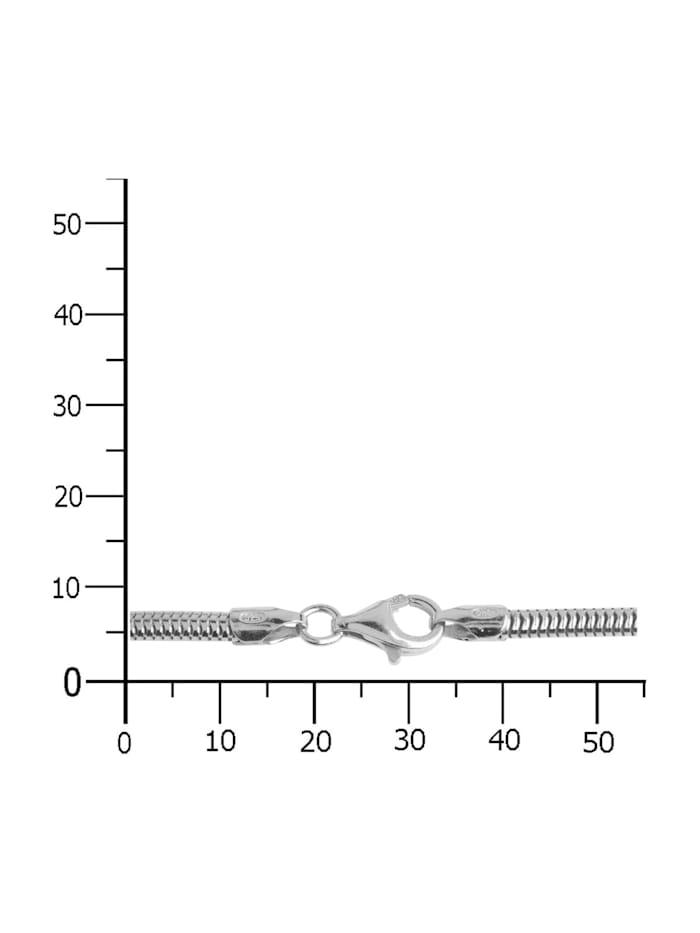 Kette - Schlange 3,0 mm - Silber 925/000 -