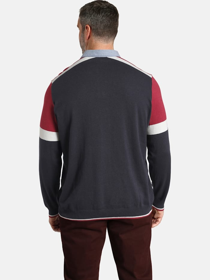 Charles Colby Pullover EARL QUINN