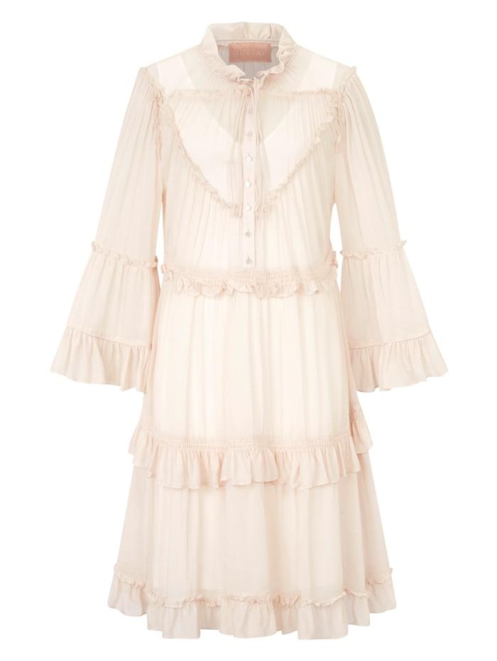 GUSTAV Kleid, Weiß