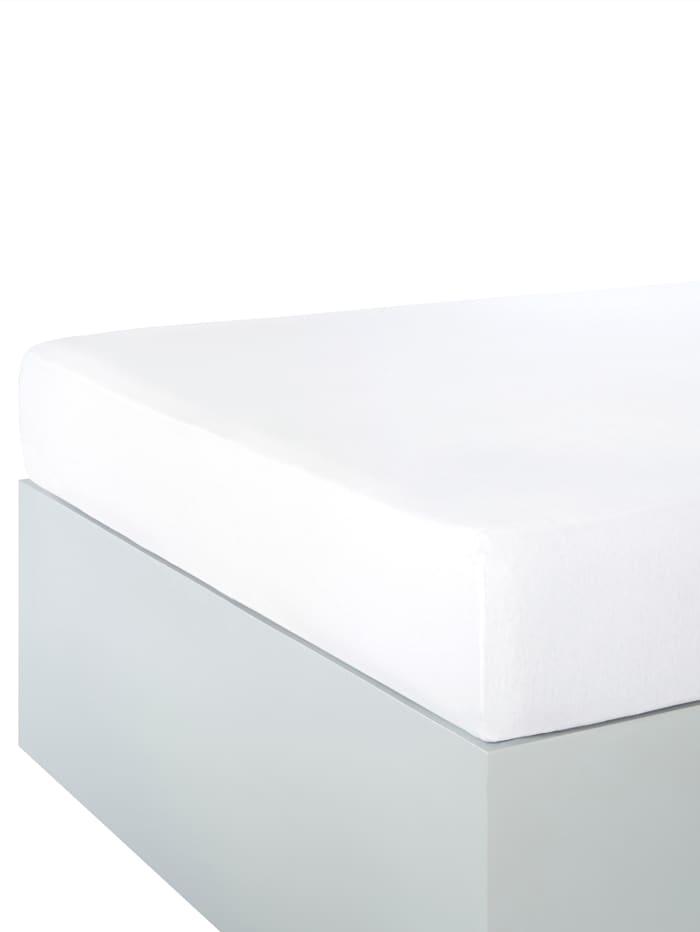 Webschatz Strekklaken i nydelige farger, hvit