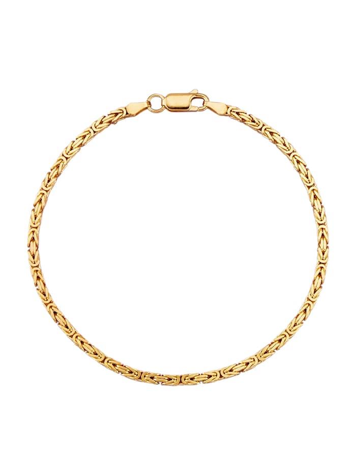 Armband i kejsarlänk, Guldfärgad