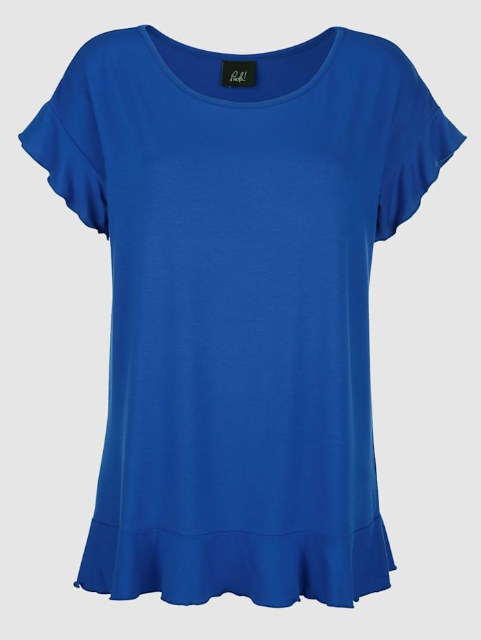 Shirt mit Volant