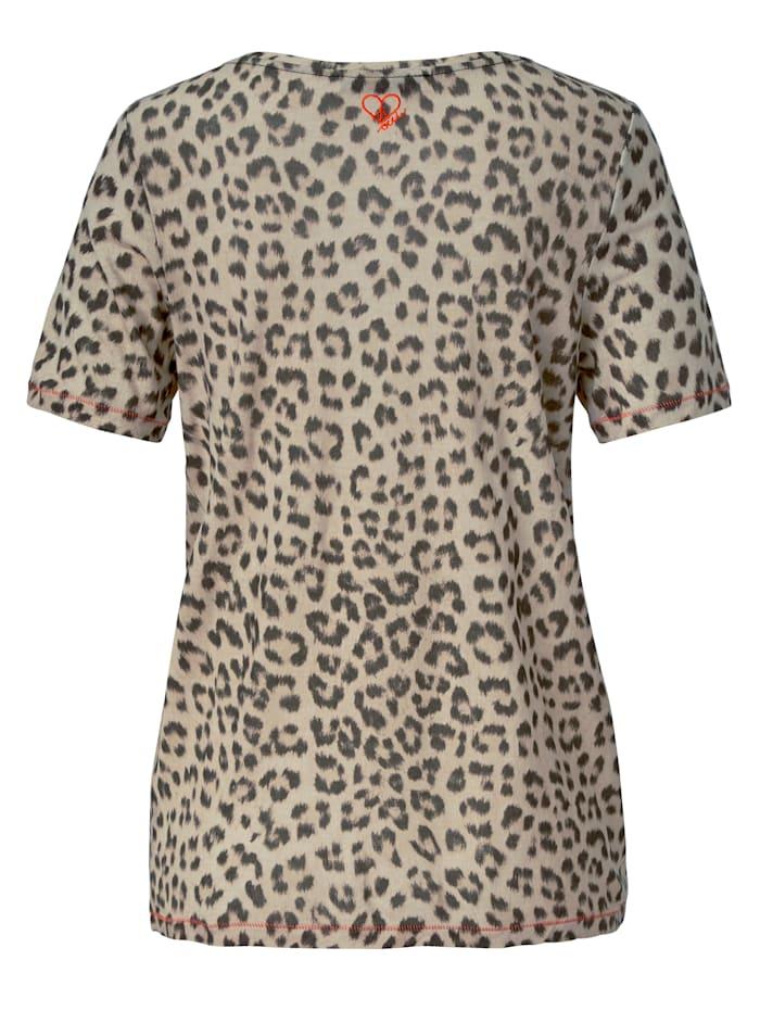 T-Shirt Leoprint