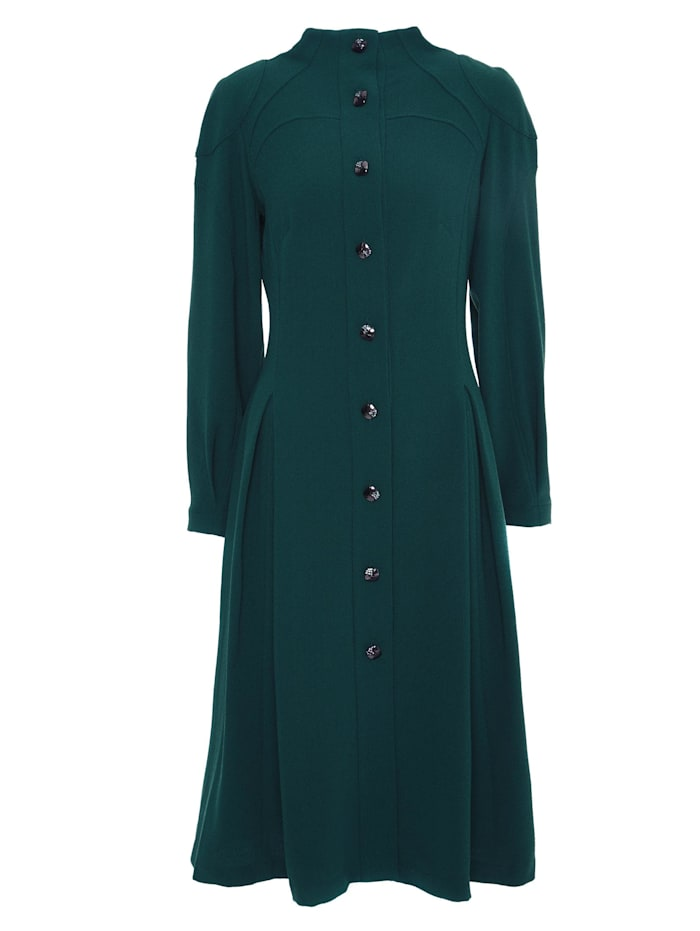 Madam-T Kleid A-Linie, grün