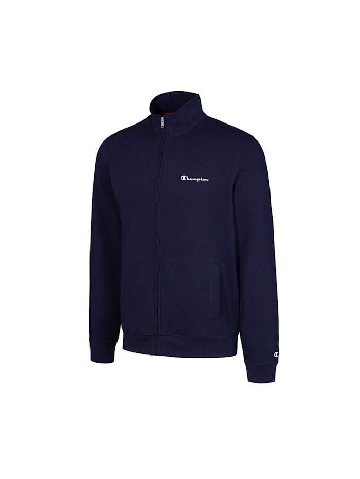 Champion Champion Sweatshirt Full Zip, Marineblau
