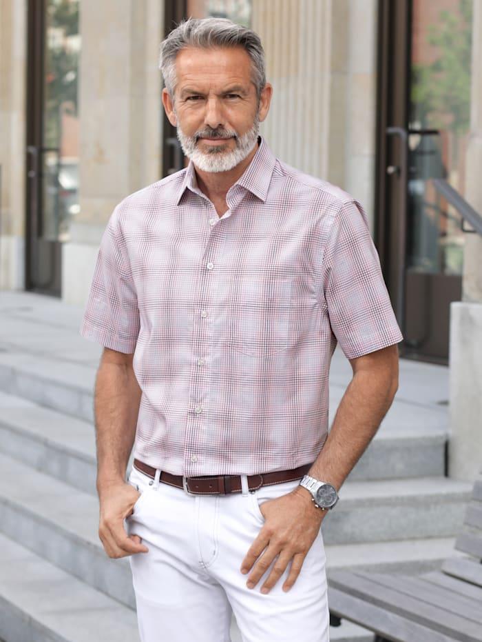 BABISTA Hemd in bügelleichter Qualität, Rosé