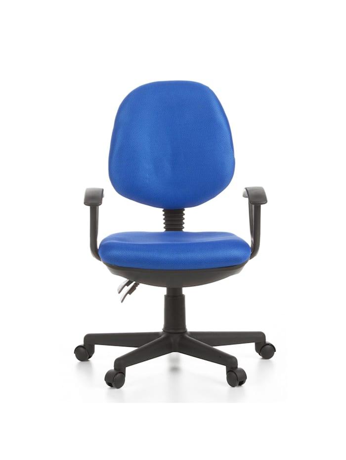 hjh OFFICE Home Office Bürostuhl CITY 20, Blau