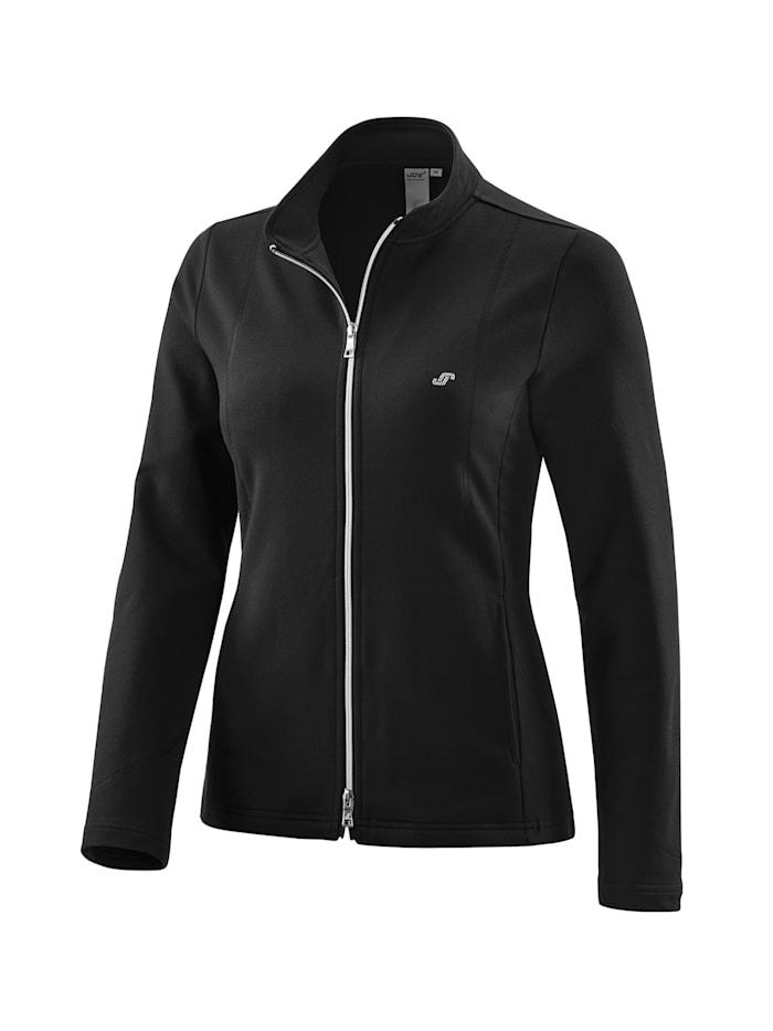 JOY sportswear Freizeitjacke DORIT, black