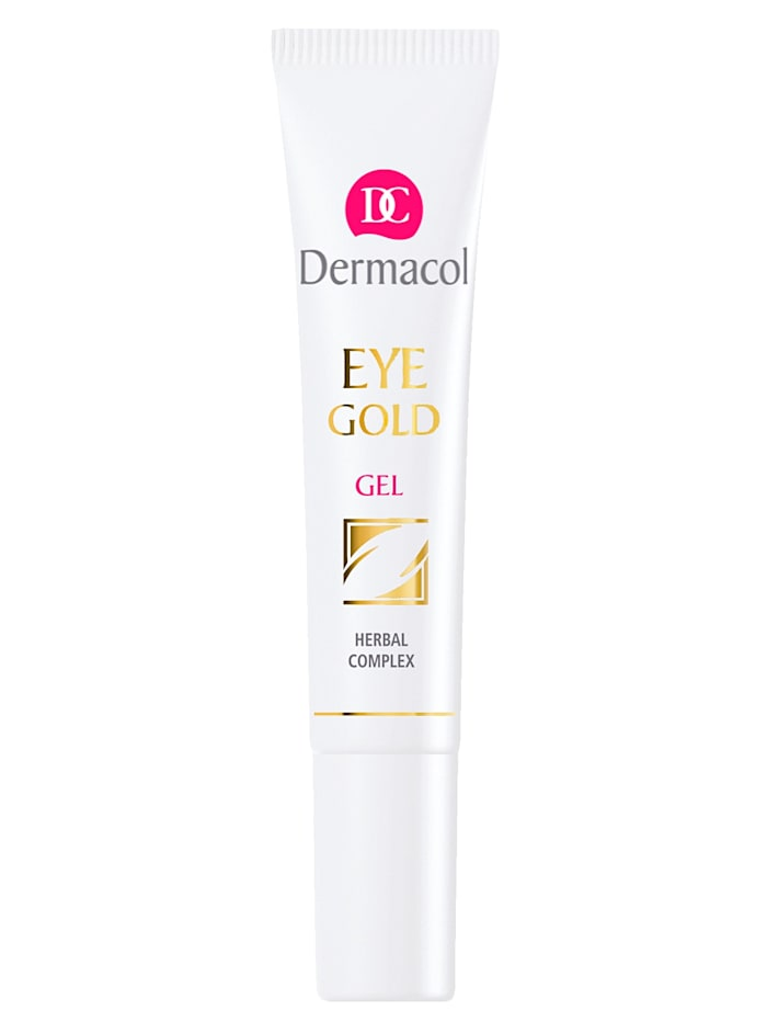 Dermacol Dermacol Eye Gold Gel, wit