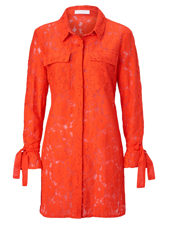 coster copenhagen Longbluse, Rot