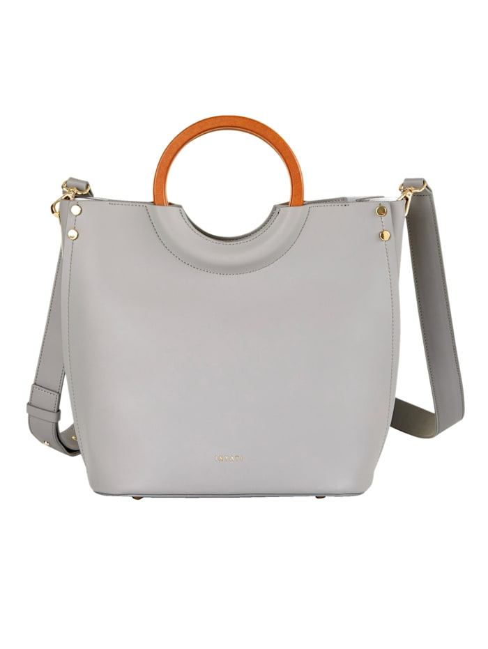 INYATI Handtasche, grau
