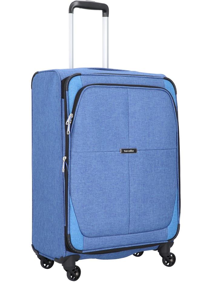 Travelite Nida 4-Rollen Kofferset 3tlg. 3-teilig, blau