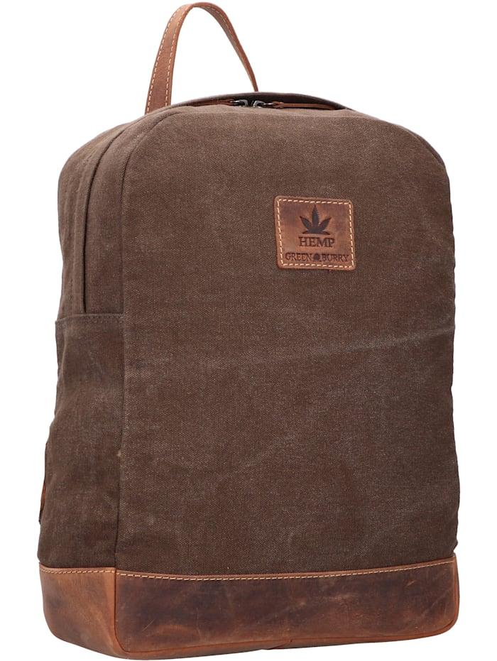 Vintage Hemp Rucksack 35 cm