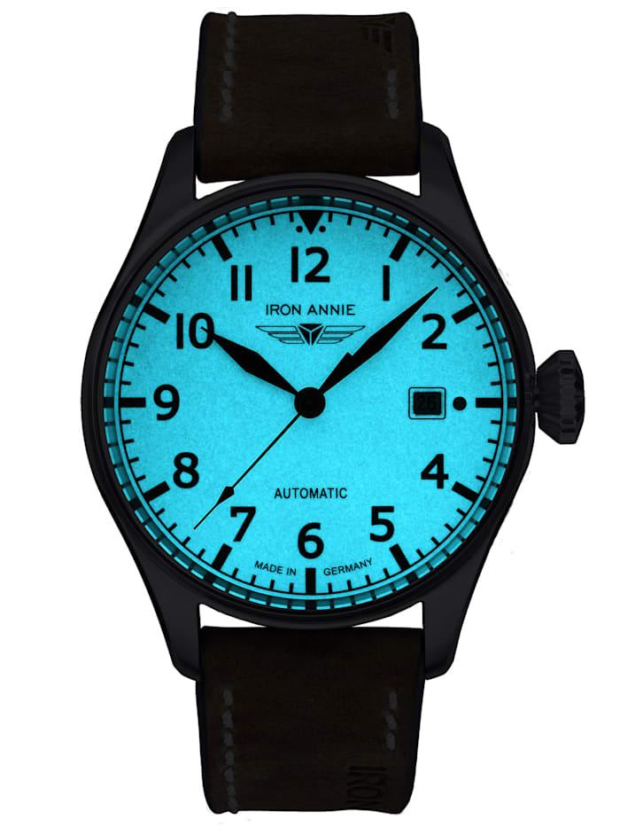 Herren-Armbanduhr Flight Control Automatik 5162-3