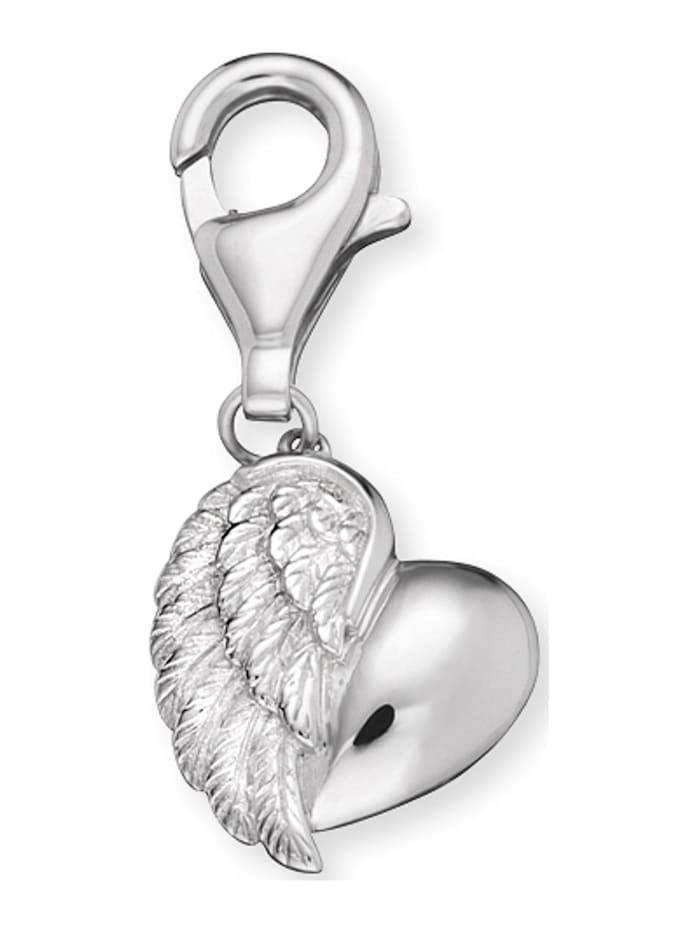 Engelsrufer Engelsrufer Damen-Charm 925er Silber, silber