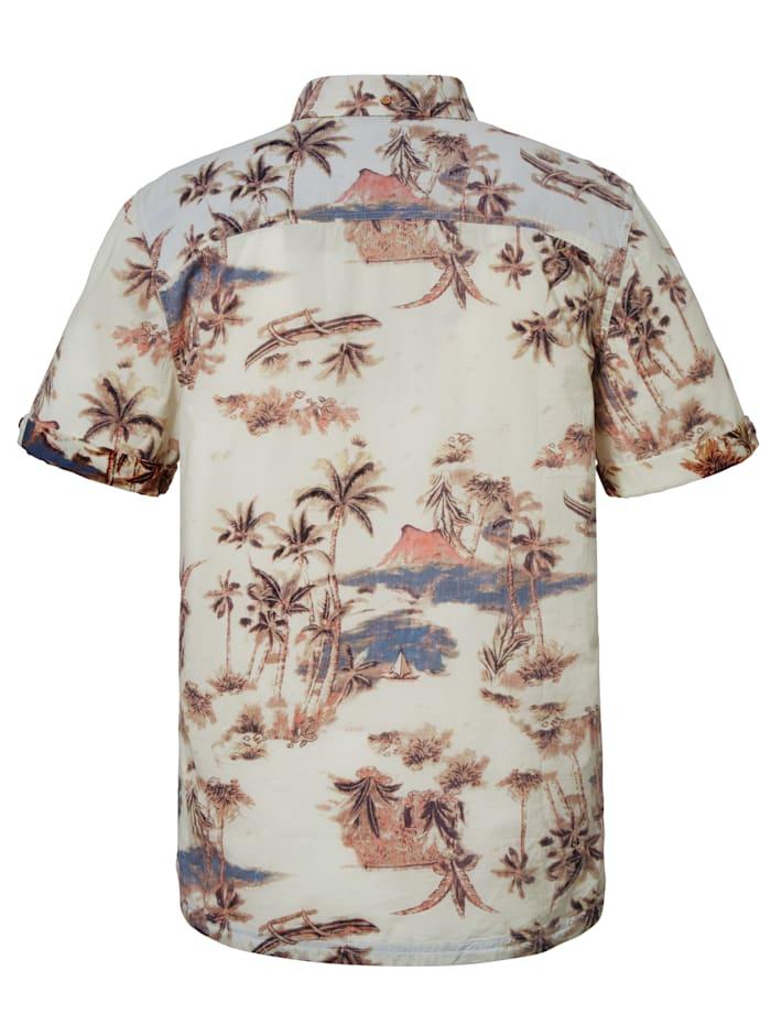 Overhemd met luxueuze details
