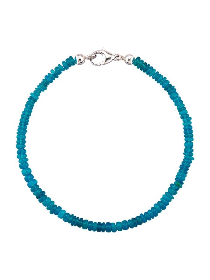 Diemer Highlights Opal-Armband, Türkis