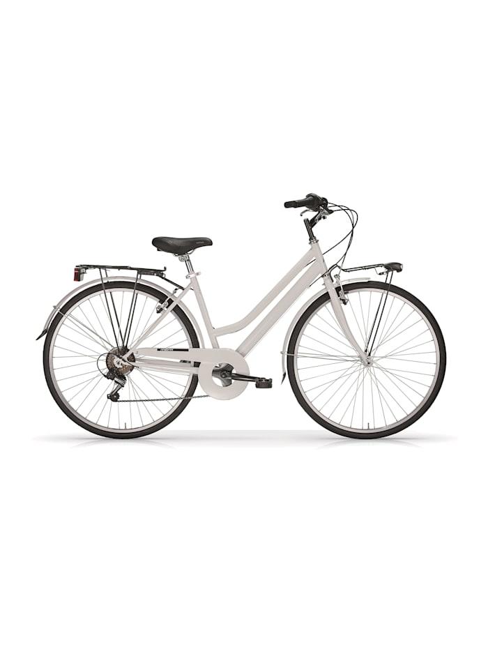 MBM Trekkingbike 28 Zoll  TOURING woman weiß, Weiß