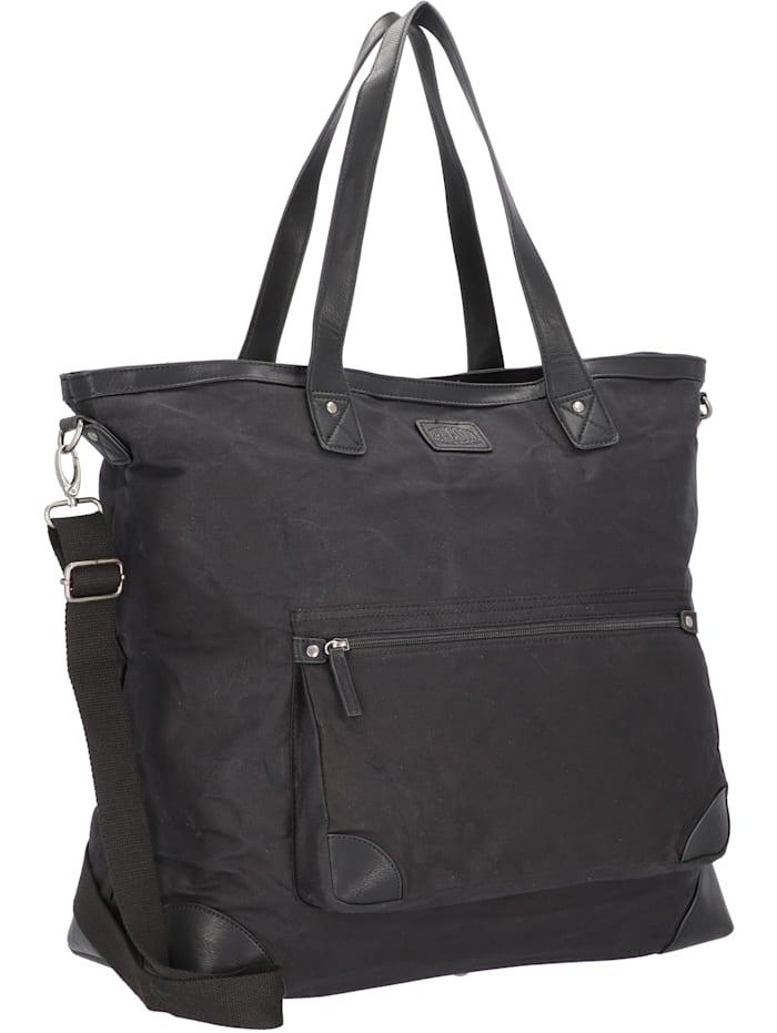 Pride&Soul Weekender Reisetasche 46 cm, schwarz