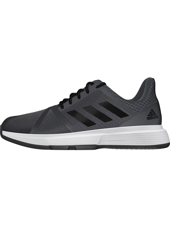adidas adidas Sportschuh CourtJam Bounce Clay, Dunkelgrau