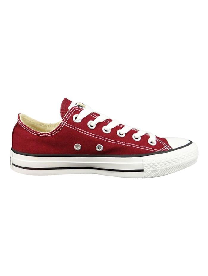 sneaker Chucks M9691C Maroon Weinrot Chuck Taylor All Star OX