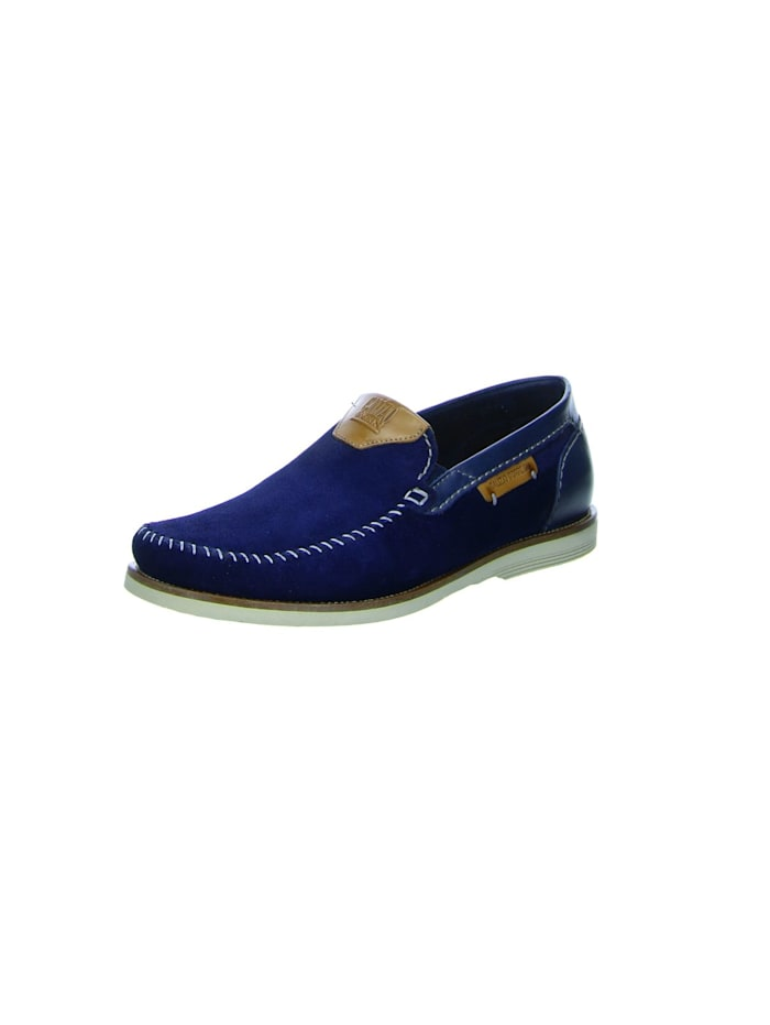 Galizio Torresi Slipper, blau
