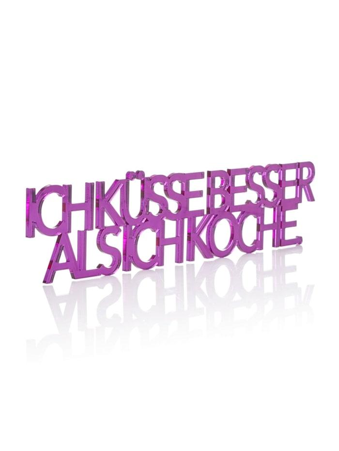 Klebe-Schriftzug