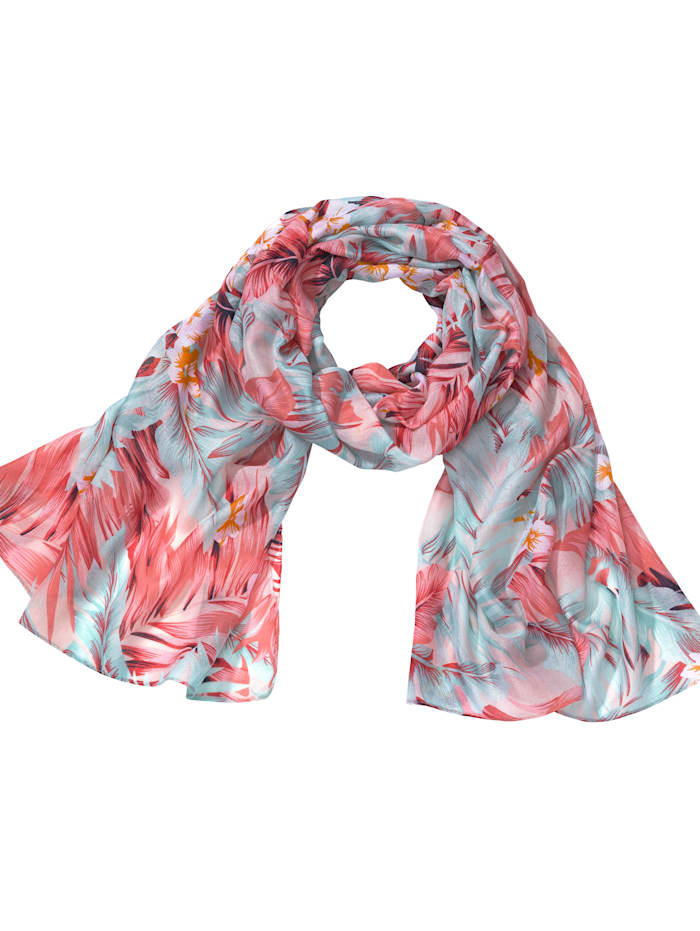 Scarf, Turquoise