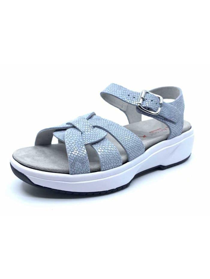 Xsensible Sandale, hell-blau