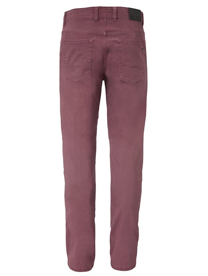 Jeans met zeer elastisch lycra