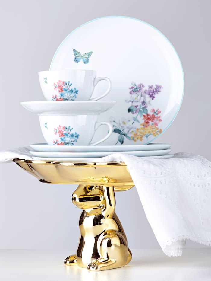 Kaffee-Service, 18-tlg.