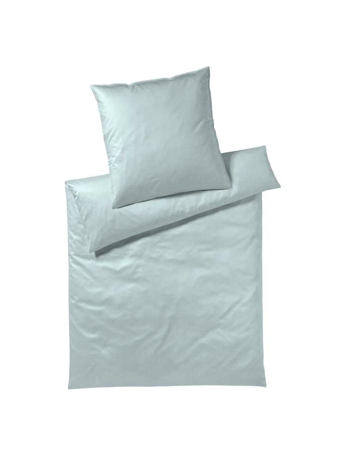 Covered Bettwäsche Solid, mint